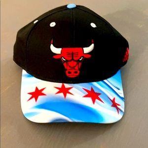 NBA Chicago Bulls Adidas SnapBack Hat